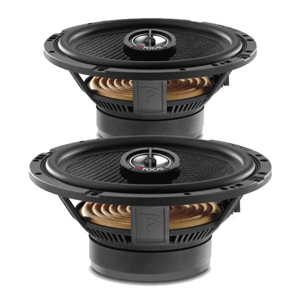 Car Toys coupon: Focal 165CA1 SG 2-Way 6.5 Inch Coaxial Speaker Pair for Cars, Trucks & Motor Vehicles