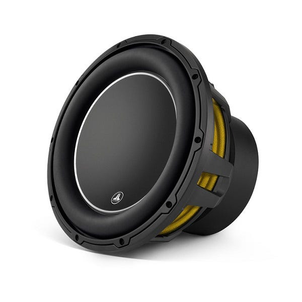 Car Toys coupon: JL Audio 12W6v3-D4 12 Inch Subwoofer Driver for Cars, Trucks & Motor Vehicles