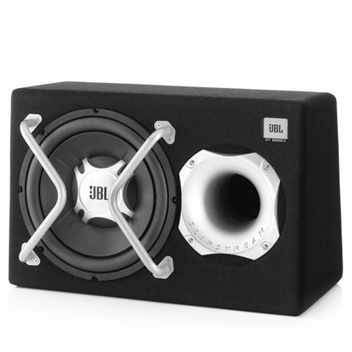 Car Toys coupon: JBL GT-BASSPRO12 450-watt 12 Inch Powered Subwoofer System for Cars, Trucks & Motor Vehicles
