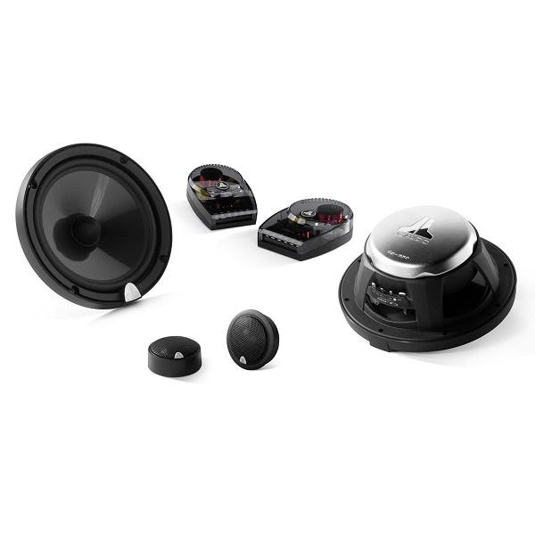 Car Toys coupon: JL Audio Evolution C3-650 6.5 Inch Convertible Component Speaker System for Cars, Trucks & Motor Vehicles
