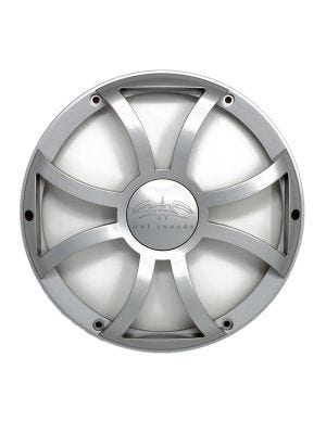 Wet Sounds REVO 12 XS-S Silver Grill for REVO 12 Inch Marine Subwoofer