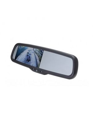 EchoMaster MM-4320 Replacement Rearview Mirror with 4.3