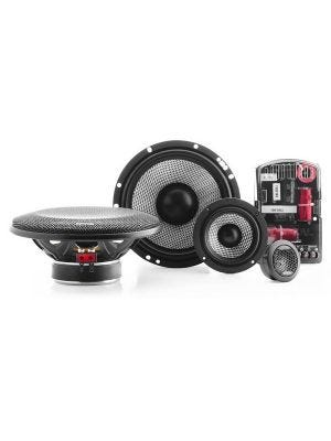 Focal 165 AS3 6.5 Inch 3-way Component Speaker Kit