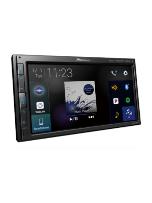 Pioneer DMH-C2550NEX Modular 6.8'' Multimedia Receiver with Appla CarPlay and Android Auto