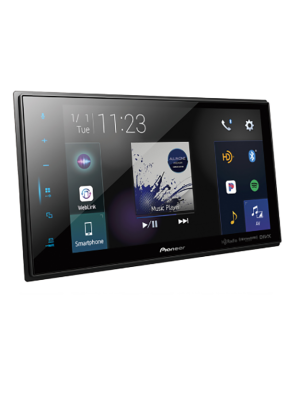 Pioneer DMH-C5500NEX Modular 8-Inch Multimedia Receiver with Apple CarPlay and Android Auto