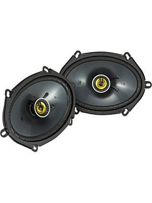 Kicker 46CSC684 6x8/5x7 Coaxial Speakers