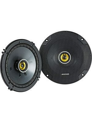 Kicker 46CSC654 6 1/2 Inch Coaxial Speakers