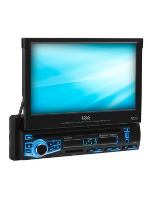 Boss Elite BV860B 7 Inch Flip Out DVD Receiver with Bluetooth