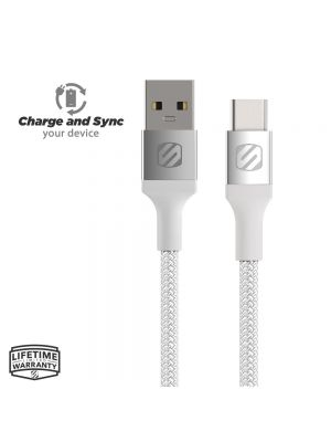 Scosche CAB1-SP Strikeline Premium USB to Type-C Cable
