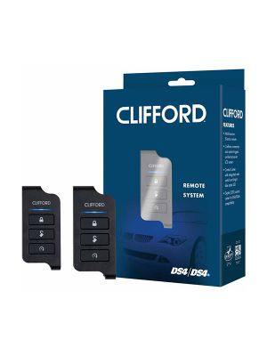 Clifford DS4 Remote Start Package