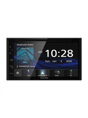 Kenwood DDX57S 6.8 Inch DVD Receiver with Apple CarPlay and Android Auto