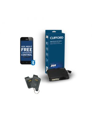 Clifford DERS9816 2-Way 1-Button Remote Start System