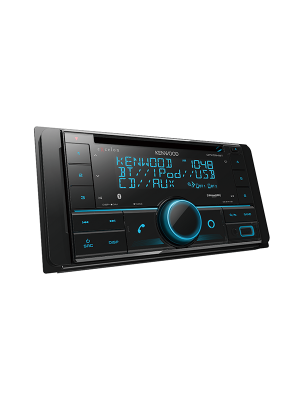 Kenwood DPX594BT 2-Din CD Receiver with Bluetooth