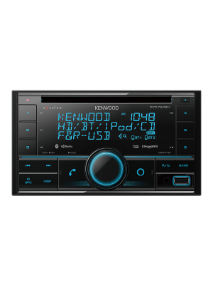 Kenwood DPX794BH CD Receiver with Bluetooth and HD Radio