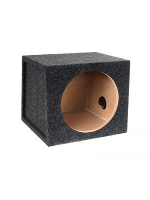 Atrend E10S - 10 Inch Single Sealed Subwoofer Enclosure