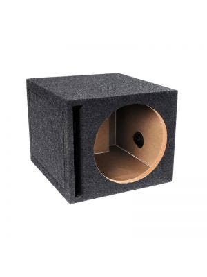 Atrend E10SV 10 Inch Single Vented Subwoofer Enclosure