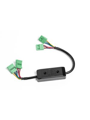 JL Audio FiX-LSA-4 4 Channel Load Sensing Adaptor for use with FiX OEM Integration DSP