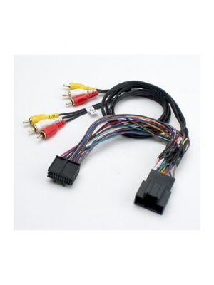 PAC GMRVD2 Overhead LCD Retention Cable for GM Vehicles with RSE