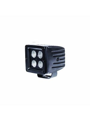 Heise HE-BCL2 3 INCH 4 LED CUBE FLOOD LIGHT (BLACKOUT SERIES)