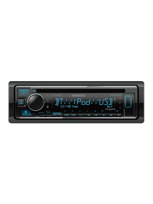 Kenwood eXcelon KDC-X304 CD Receiver with Bluetooth