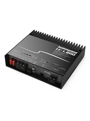 AudioControl LC1.800 High Power Mono Subwoofer Amplifier with AccuBass
