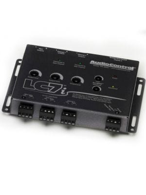 AudioControl LC7i Six Channel Line Output Converter with AccuBASS