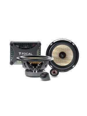 Focal PS 165 FXE Bi-amplified 2-way Component Speaker Kit
