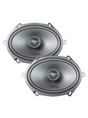 Quinn Acoustics Q6822 5x7 Inch / 6x8 Inch 2-Way Speaker System