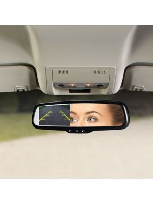 Advent RVM200 Rearview Mirror with 4.3 Inch LCD Monitor
