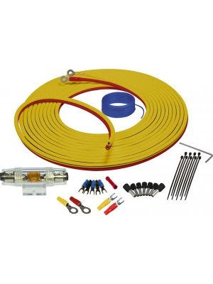 Stinger SEA4287 Marine Amplifier Installation Kit 8 Gauge 7 Meter