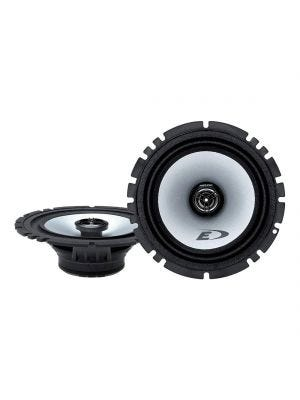 Alpine SXE-1726S - 6.5 Inch Coaxial 2-Way Speaker Pair