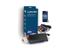 Clifford DS4X Digital Remote Start Package for Most Factory Keyless Entry Systems
