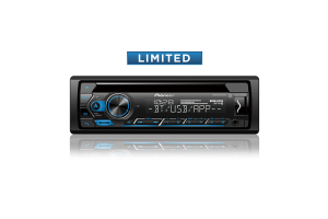 Pioneer DEH-S4220BT CD Receiver with Smart Sync App and Built-in Bluetooth®