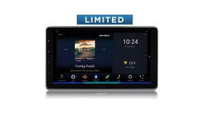 Pioneer DMH-WT8600NEX Multimedia Receiver with 10.1 Inch HD Capacitive Touch Floating Display