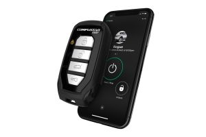 Compustar CSRSWG15F Remote Start with 2-Way Remote, 3000 Foot Range and LTE Connectivity