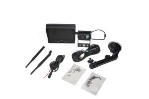 Rear View Safety RVS-355W-A-04 Simplesight™ Wireless Backup Camera System All