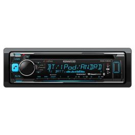Kenwood eXcelon KDC-X300 CD Receiver with Built-in Bluetooth (Certified on