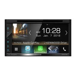 Kenwood Ddx6705s 6 8 Inch Dvd Receiver With Carplay Android Auto And Bluetooth