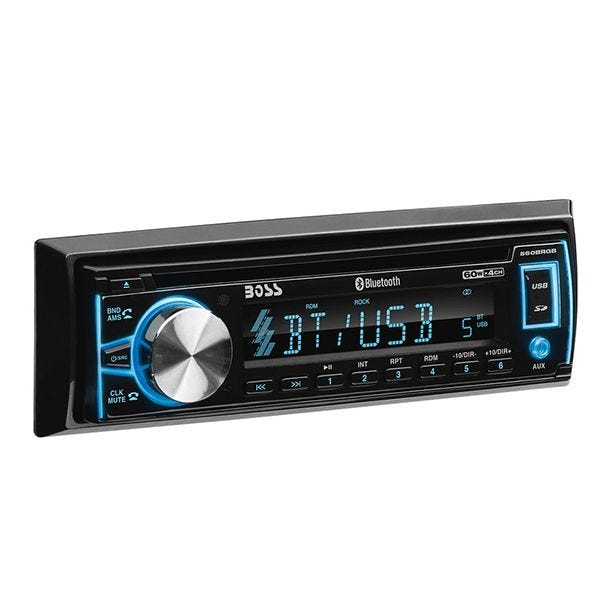 Boss Elite 560BRGB CD Receiver with Bluetooth