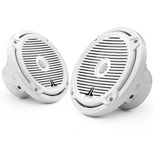 Car Toys coupon: JL Audio MX770-CCX-CG-WH 7.7 Inch Marine Speaker Pair | White