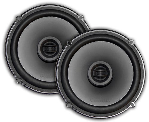 Car Toys coupon: Quinn Acoustics QE602 6.5 Inch Coaxial Speaker Pair for Cars, Trucks & Motor Vehicles