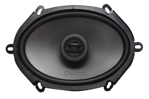 Car Toys coupon: Quinn Acoustics QE682 6x8 Inch 2-Way Speaker Pair for Cars, Trucks & Motor Vehicles