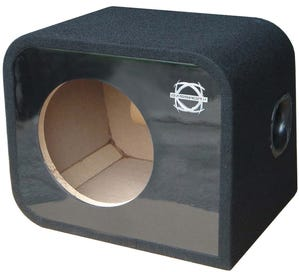 Car Toys coupon: Bassworx RP10RG Reference Series Single 10 Inch Ported Subwoofer Enclosure for Cars, Trucks & Motor Vehicles