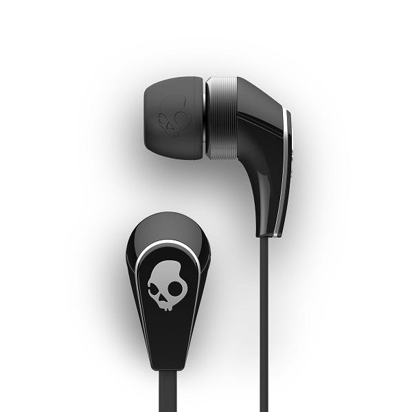 Car Toys coupon: Skullcandy 50/50 Mic3 Ear Bud | Black