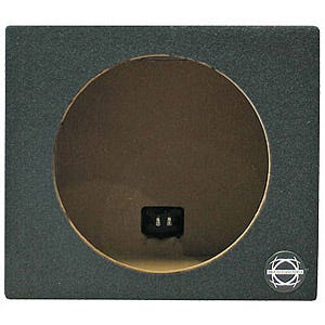 Car Toys coupon: Bassworx SW12B Single 12 Inch Steet Wedge Series Sealed Subwoofer Enclosure for Cars, Trucks & Motor Vehicles