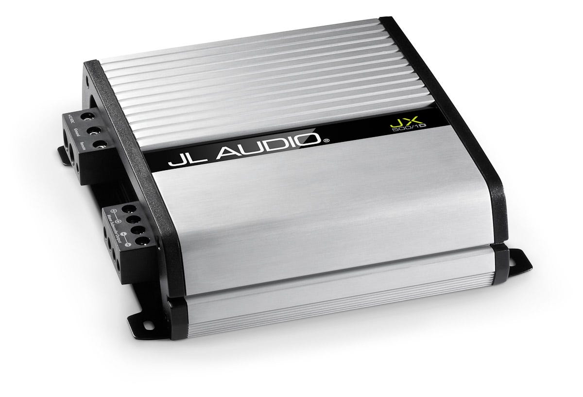 Car Toys coupon: JL Audio JX500/1D Monoblock Class D Subwoofer Amplifier 500 Watts for Cars, Trucks & Motor Vehicles