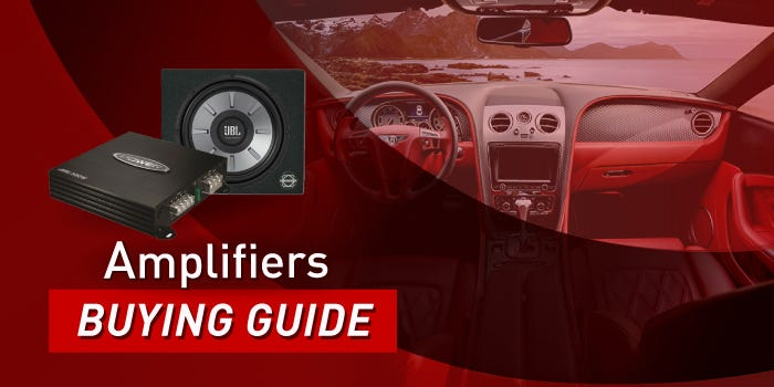 Amplifiers Buying Guide