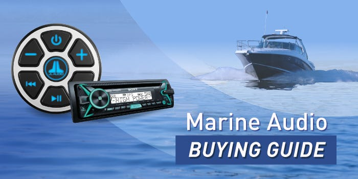 mARINE Audio Buying Guide
