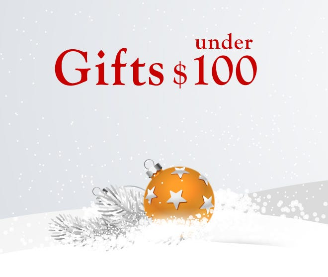Gifts-under 100