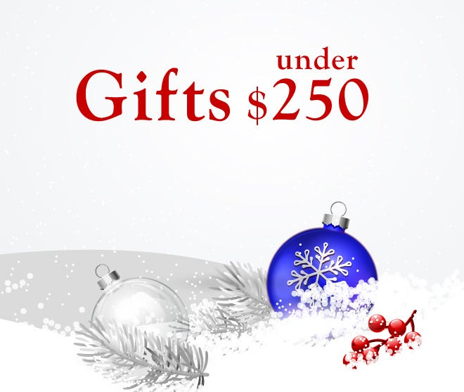 Gifts-under 250